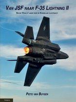 Boek cover Van JSF naar F-35 lightning II van Pieto van Buysen