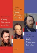 Boek cover Koningsbiografieen van Jeroen Koch (Onbekend)