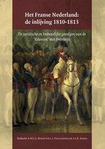 Het Franse Nederland: de inlijving 1810-1813