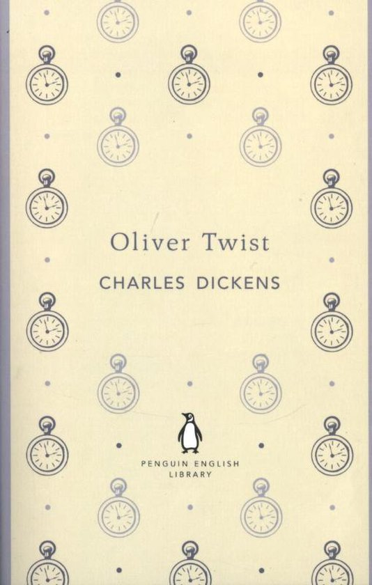 Boek cover Oliver Twist van Charles Dickens (Paperback)