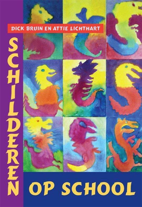 Omslag van Schilderen op school