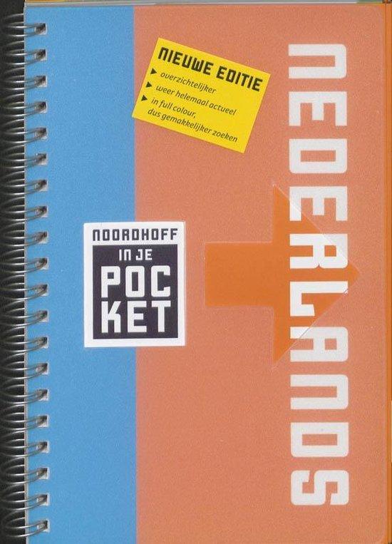 Boek cover Noordhoff Nederlands in je pocket van Wim Daniëls (Paperback)
