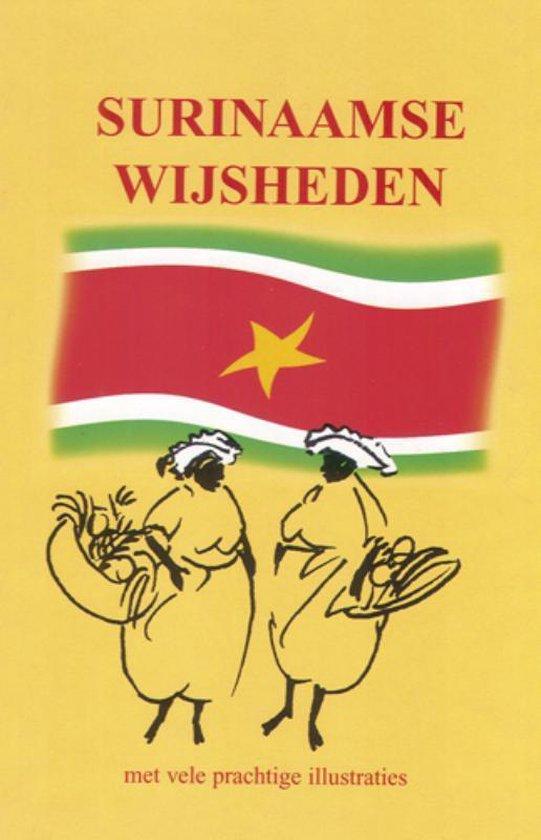 Boek cover Surinaamse wijsheden van Leo Witte (Hardcover)