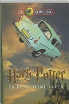 Boek cover Harry potter - dutch van J.K. Rowling