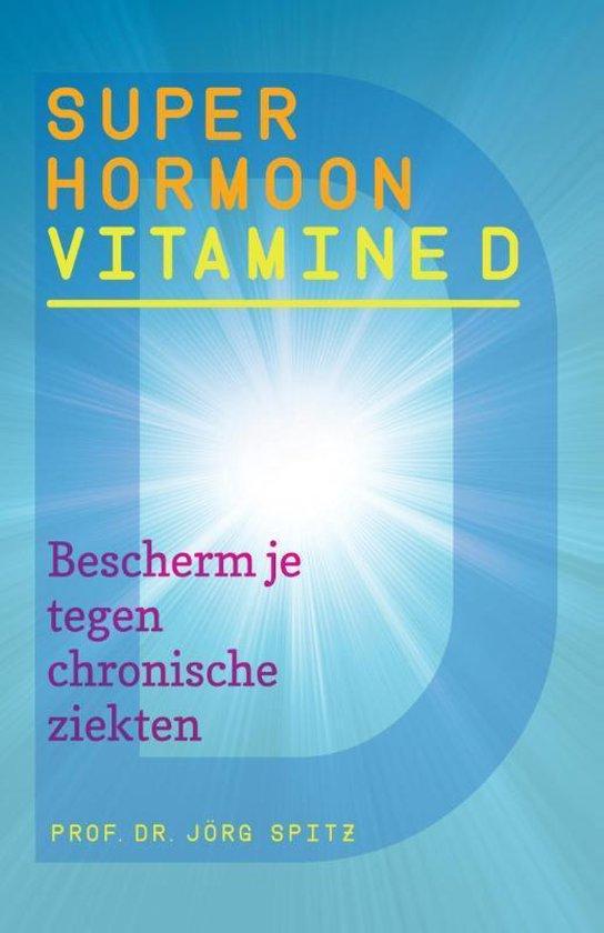 Boek cover Superhormoon vitamine D van Spitz, Jörg (Paperback)