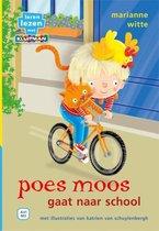 Poes Moos  -   Poes Moos gaat naar school