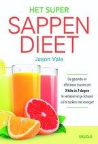 Boek cover Het super sappendieet van Jason Vale (Paperback)