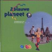 Boek cover De blauwe planeet 2e druk Leerboek 7 van N.v.t.