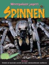 Weergaloze Jagers  -   Spinnen