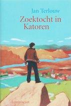 Boek cover Zoektocht in Katoren van Jan Terlouw (Hardcover)