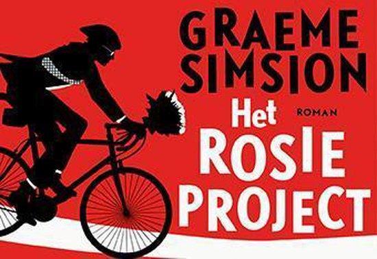 Omslag Het Rosie project