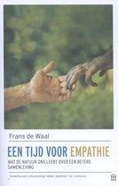 Boek cover Een tijd voor empathie van Frans de Waal