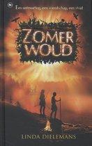 Boek cover Zomerwoud van Linda Dielemans (Paperback)