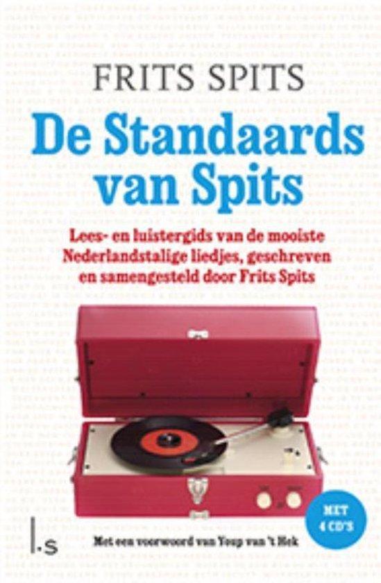 De Standaards van Spits + 4 cd's
