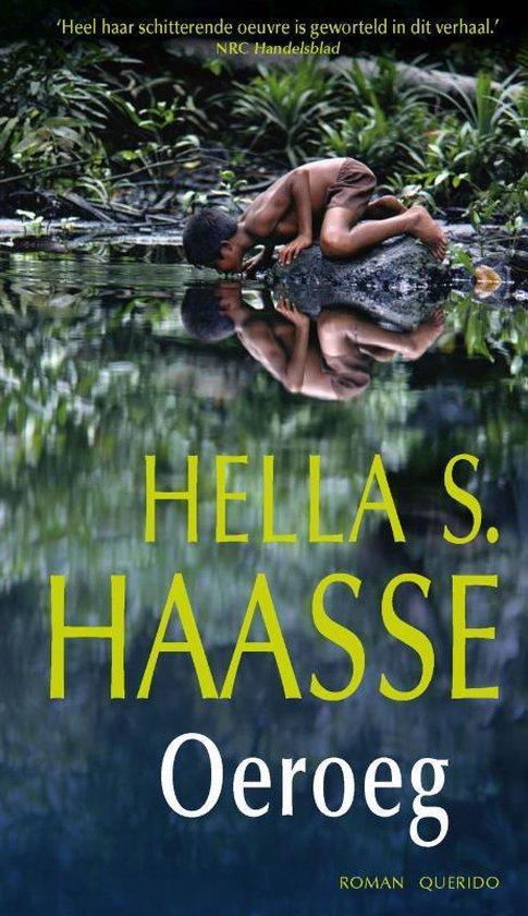 Boek cover Oeroeg van Hella S. Haasse (Hardcover)