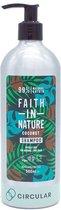 Faith in Nature Kokos Shampoo (500ml) - Vegan - Cruelty Free - Duurzaam Beauty - Natuurvriendelijke producten