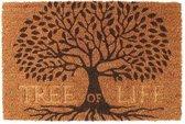 Attitude Holland Deurmat Tree of Life Bruin