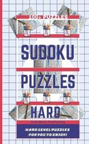 Sudoku Puzzle Book - Hard Level Puzzles