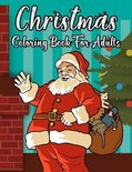 Christmas Coloring Book For Adults