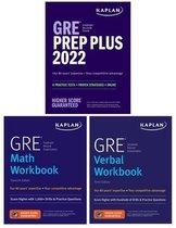 GRE Complete 2022: 3-Book Set