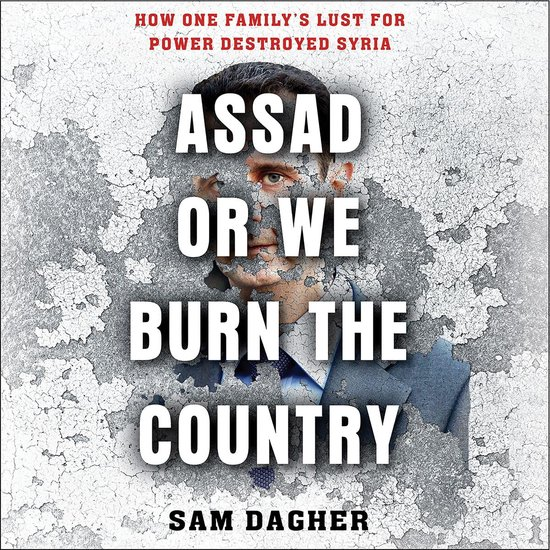 Boek cover Assad or We Burn the Country van Sam Dagher (Onbekend)