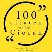 100 citaten van Emil Cioran