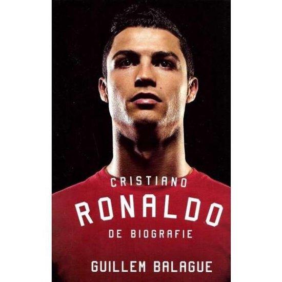 Boek cover Cristiano Ronaldo. De biografie van Guillem Balagué