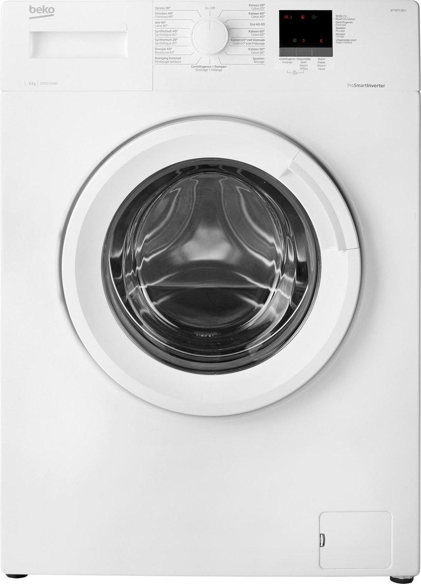 Beko WTV6711BC1 – Wasmachine