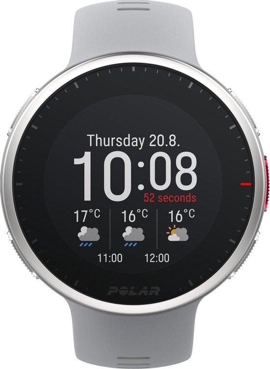 Polar Vantage V2 + Polar H10 hartslag sensor - Multisport horloge - Grijs/Limoen - 47 mm - M/L bandje