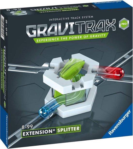 GraviTrax® PRO Splitter Uitbreiding - Knikkerbaan