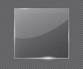 acrtylaat plaat, 4mm, 50x50 cm, helder, onbewerkt