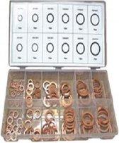 Weber Tools Assortiment Koperen ringen 150 st - FD6090