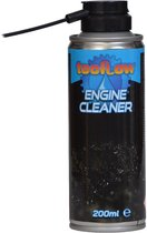 Tecflow Top Engine Cleaner - Carburateur, egr klep, roetfilter, Inlaat, Kleppen, zuiger, turbo reiniger