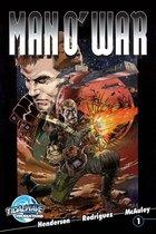 Omslag Man O' War #1
