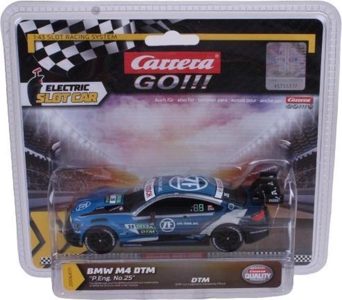 "Carrera Go auto BMW M4 DTM ""P.Eng, No.25"""