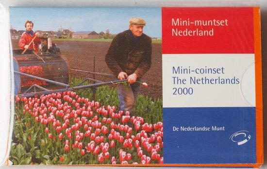 Afbeelding van het spel Mini-muntset Nederland 2000