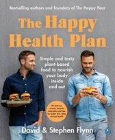 Boek cover The Happy Health Plan van David Flynn (Onbekend)