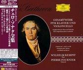 Pierre Fournier / Wilhelm Kempff: Ludwig van Beethoven –