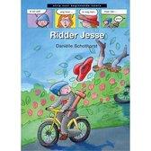 Strip voor beginnende lezers - Ridder Jesse