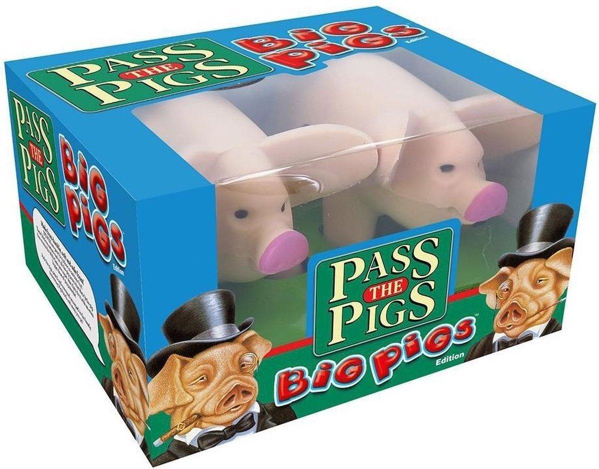 Biggen Big Pigs - Dobbelspel