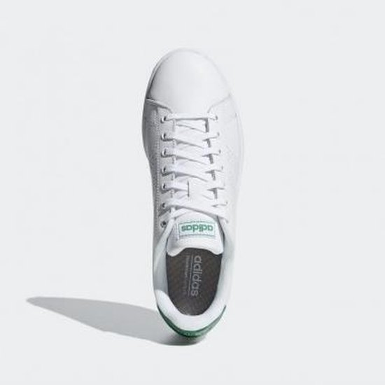 Witte adidas Sneakers Advantage