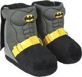 DC Batman - Hoge Sloffen - Grijs / Zwart