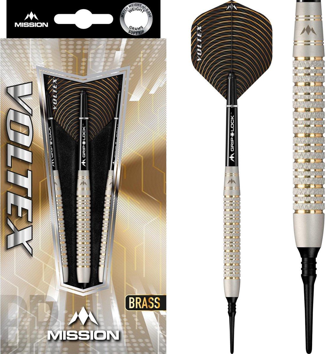 Mission Voltex M2 Brass Soft Tip - 19 Gram