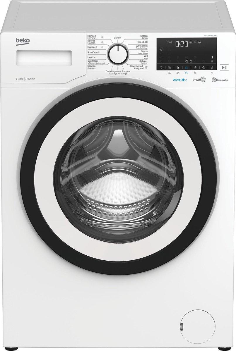 Beko WTE10741BSCDOS1- Wasmachine
