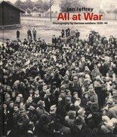 Boek cover All At War van Ian Jeffrey