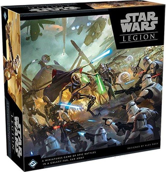 Afbeelding van het spel Asmodee Star Wars Legion Clone Wars Core Set - EN