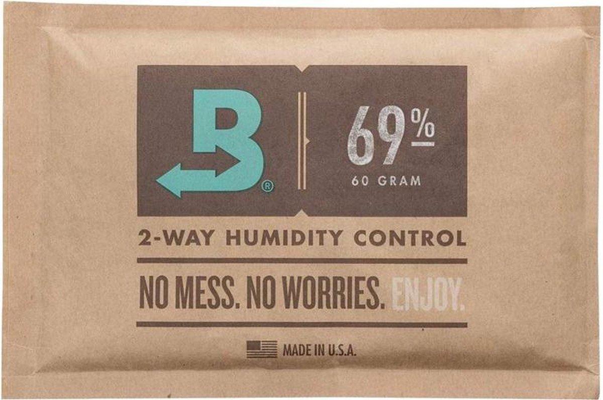 Boveda Humidizak 69% - 60 Gram