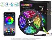 TRANSNECT LED-strip - 3 meter - multi-colour - dimbaar - App Bluetooth