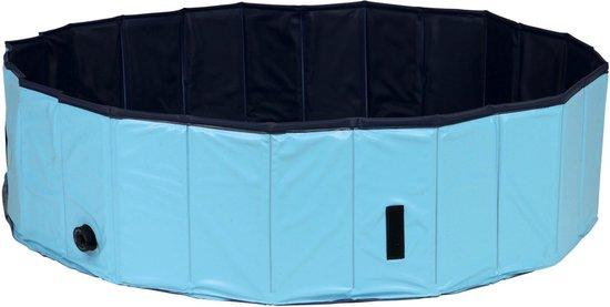 Trixie Hondenzwembad - Blauw - 160 x 30 cm