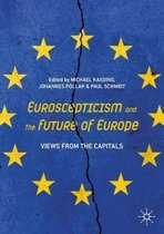Boek cover Euroscepticism and the Future of Europe van